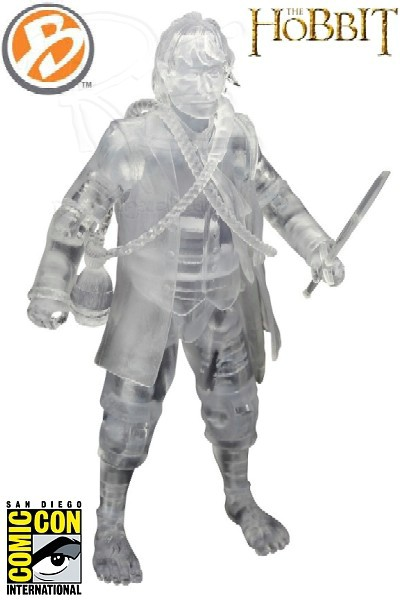 The Bridge Direct The Hobbit Invisible Bilbo Baggins Figure