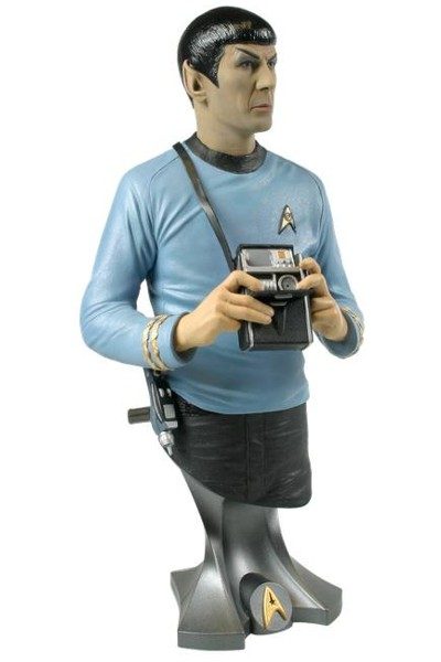 Titan Merchandise Star Trek Mr Spock Maxi Bust