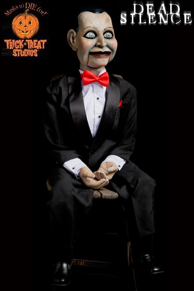Trick or Treat Studios Dead Silence Billy Puppet Prop