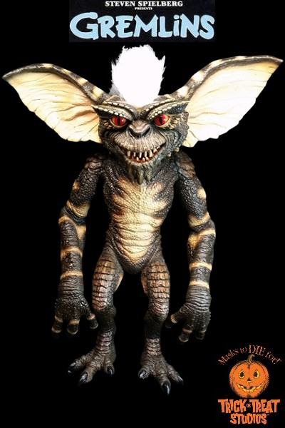 Trick or Treat Studios Gremlins Evil Stripe Puppet Prop Replica
