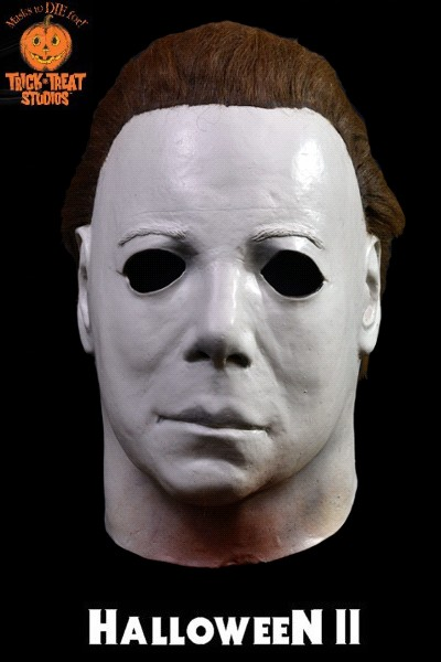 Trick or Treat Studios Halloween 2 Elrod Full Head Mask