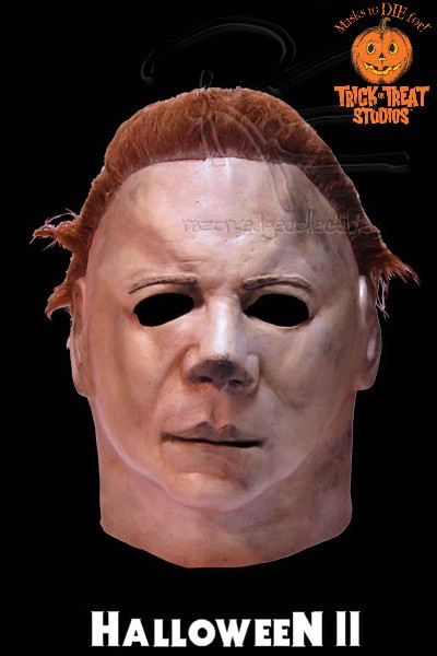 Trick or Treat Studios Halloween 2 Michael Myers Full Head Mask