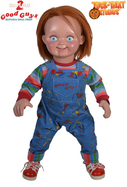 Trick or Treat Studios Childs Play 2 Good Guys Chucky Life Size