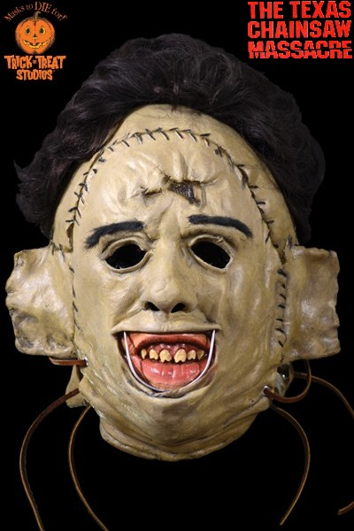 Trick or Treat Studios Texas Chainsaw Massacre Leatherface Mask