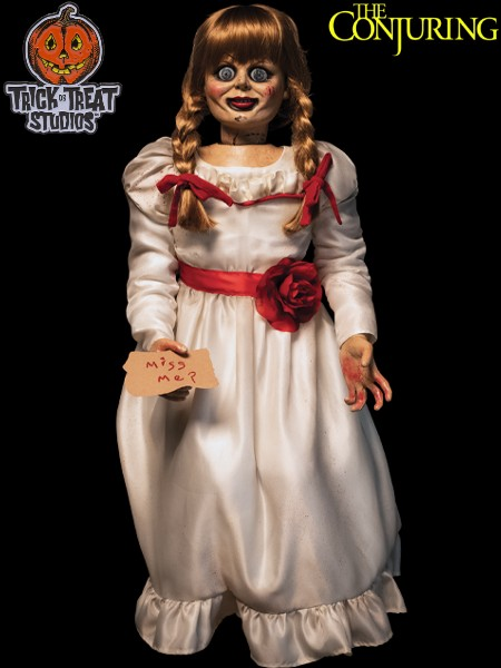 Trick or Treat Studios The Conjuring Annabelle Life Size Doll