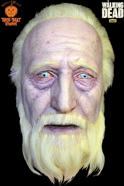 Trick or Treat Studios The Walking Dead Hershel Walker Head Prop