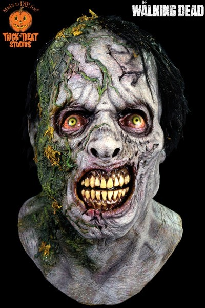 Trick or Treat Studios The Walking Dead Moss Walker Mask