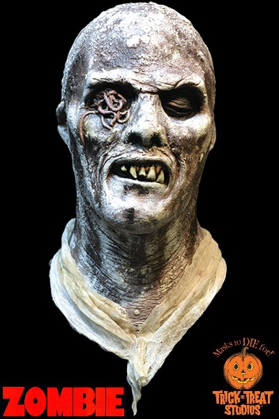 Trick or Treat Studios Fulci Zombie Poster Full Head Mask
