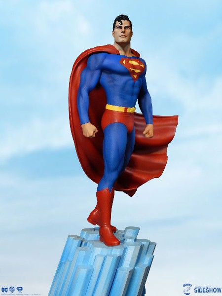 Tweeterhead DC Comics DC Super Powers Superman Maquette