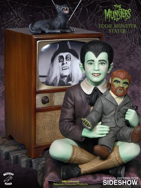 Tweeterhead The Munsters Eddie Munster Color Maquette