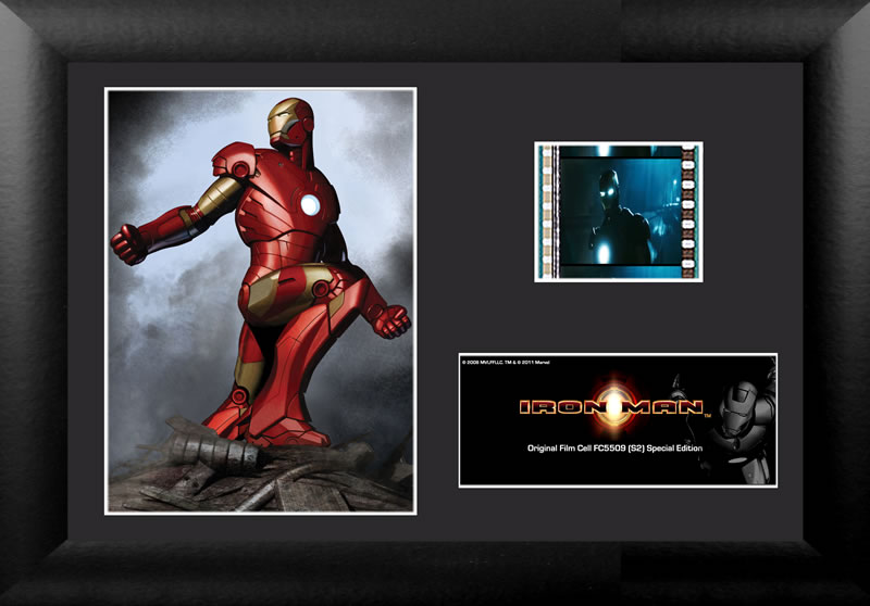 FilmCells Iron Man Movie (S1) Minicell USFC5509