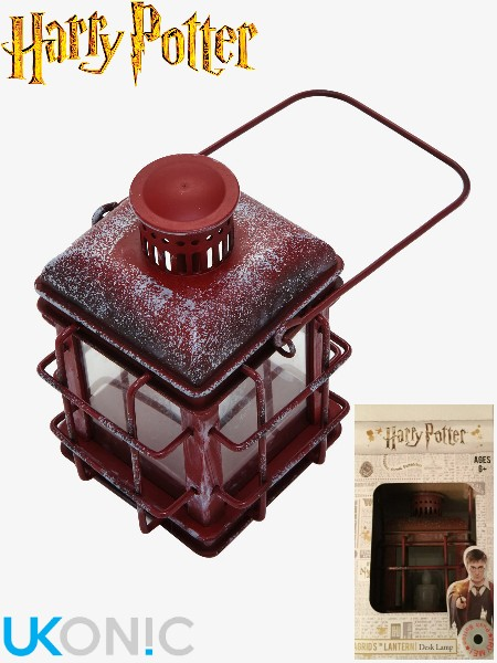 Ukonic Harry Potter Hagrid Lantern LED Desk Lamp