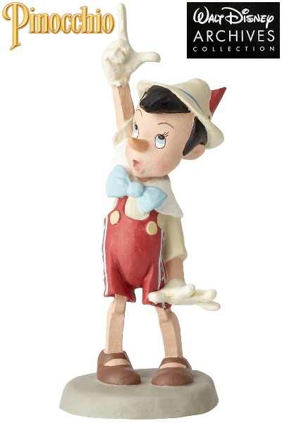 Walt Disney Archives Collection Pinocchio Maquette