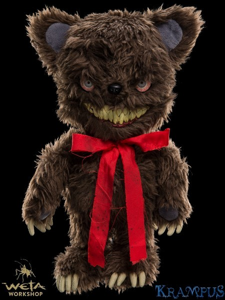 Weta Collectibles Krampus Movie Teddy Klaue Plush