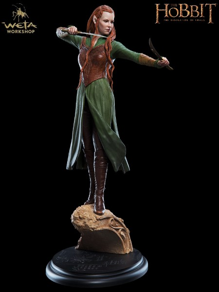 Weta The Hobbit Tauriel of the Woodland Realm Statue