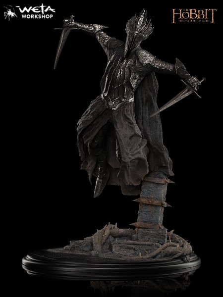 Weta Collectibles The Hobbit The Witch King at Dol Guldur Statue