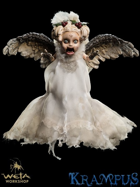 Weta Collectibles Krampus Movie The Cherub Tree Topper