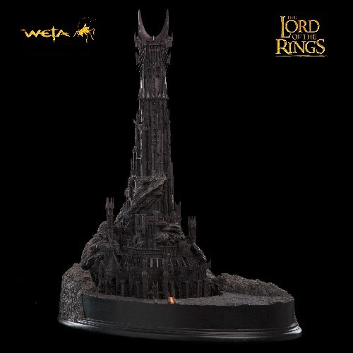 Weta Collectibles The Lord of the Rings Barad-dur Environment