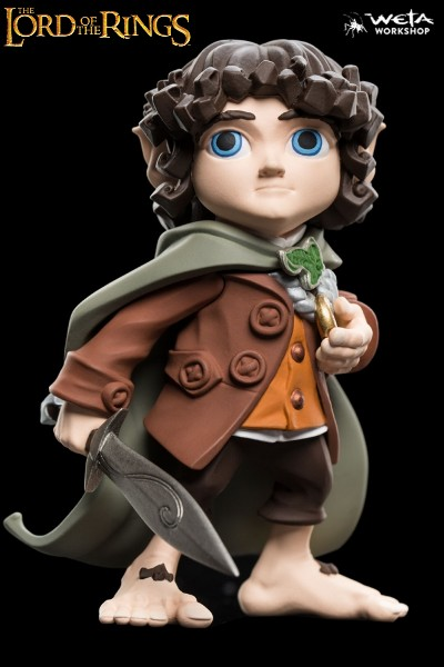 Weta The Lord of the Rings Mini Epics Frodo Baggins Vinyl Figure