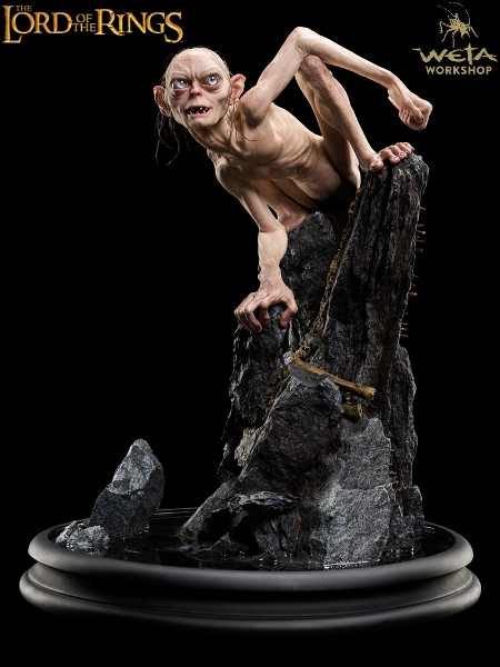 Weta The Lord of the Rings Gollum Masters Collection Statue