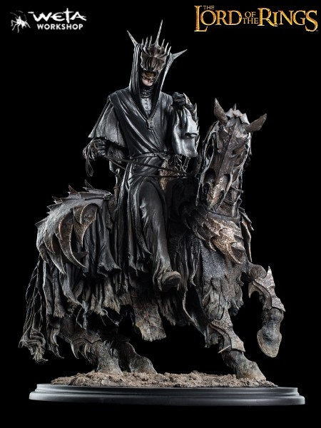 Preorder Weta The Lord of the Rings The Mouth of Sauron Statue