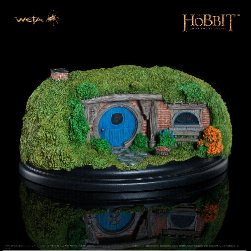 Weta Collectibles The Hobbit 26 Gandalfs Cutting Hobbit Hole