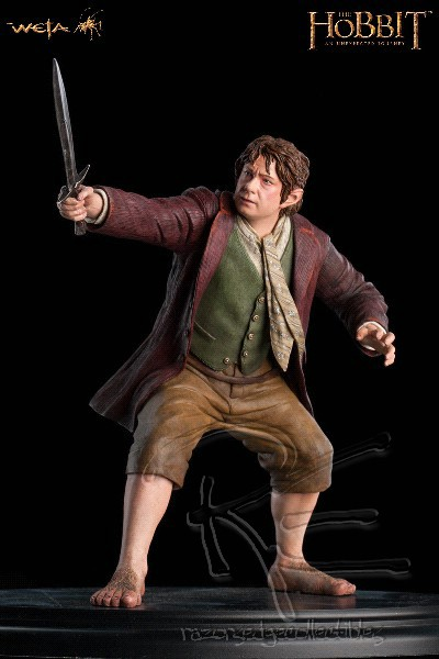 Weta Collectibles The Hobbit Bilbo Baggins Statue