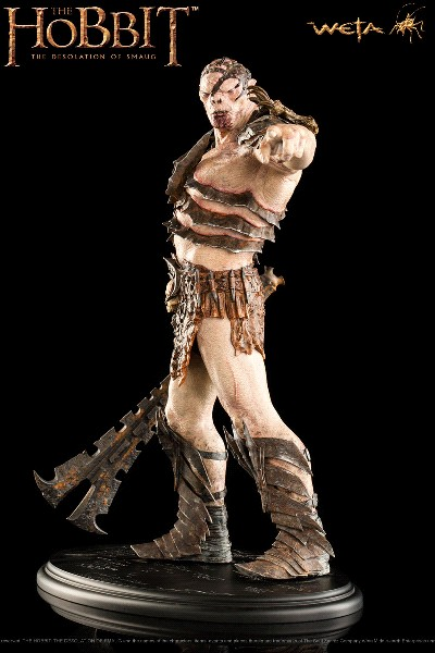Weta Collectibles The Hobbit Bolg Statue