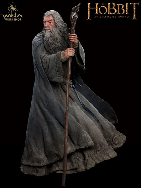 Weta Collectibles The Hobbit Gandalf The Grey Life Size Statue