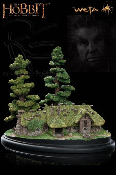 Weta Collectibles The Hobbit The House of Beorn Environment