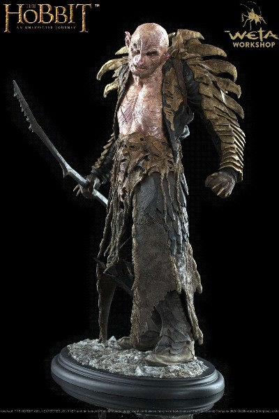Weta Collectibles The Hobbit Yazneg the Orc Statue