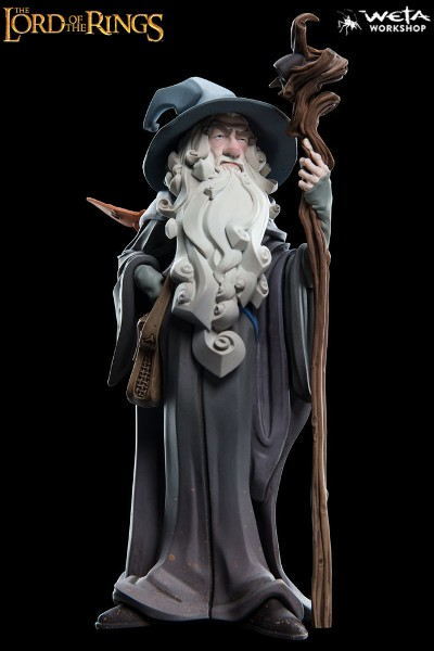 Weta The Lord of the Rings Mini Epics Gandalf Vinyl Figure