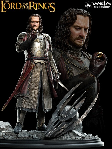 Preorder Weta Collectibles The Lord of the Rings Isildur Statue