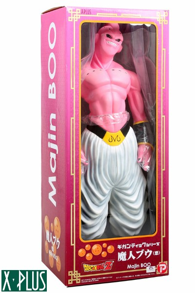 X-Plus Dragon Ball Z Majin Boo Gigantic Series Vinyl Statue