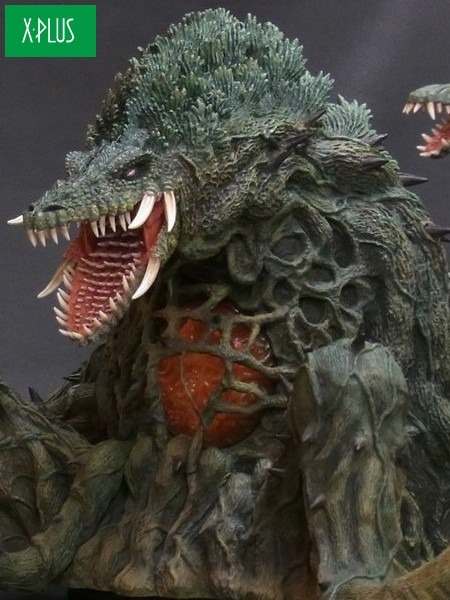 X-Plus Toho Daikaiju Biollante from Godzilla vs Biollante Figure