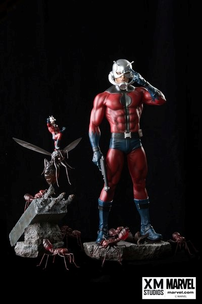 XM Studios Marvel Ant-Man Comic Version Premium Statue