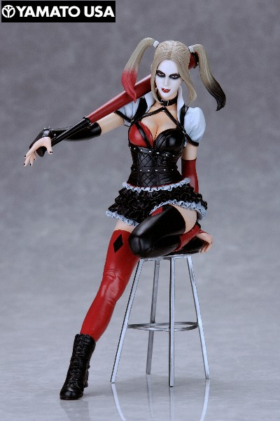 Yamato Fantasy Figure Gallery DC Harley Quinn PVC Figure