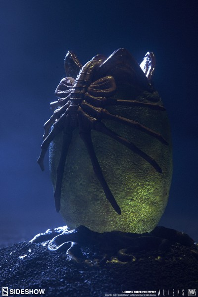 Sideshow Collectibles Aliens Alien Egg Statue