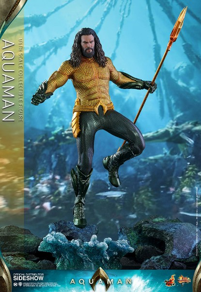 Preorder Hot Toys DC Comics Aquaman Movie Sixth Scale Figure