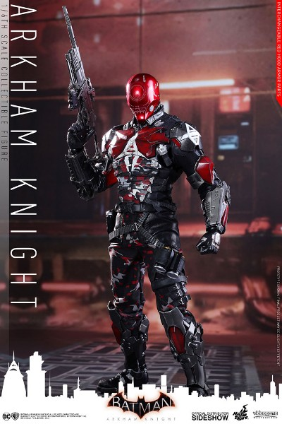Preorder Hot Toys DC Batman Arkham Knight Sixth Scale Figure