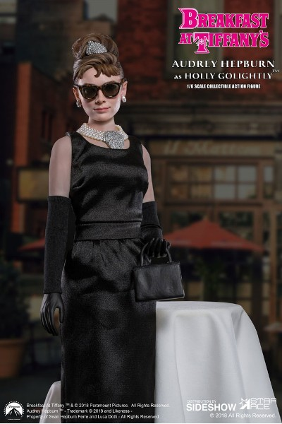 Star Ace Toys Breakfast at Tiffanys Holly Golightly Figure