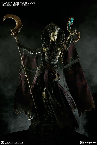 Sideshow Court of the Dead Cleopsis Premium Format Figure