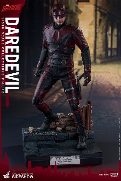 Preorder Hot Toys Marvel Daredevil Sixth Scale Figure