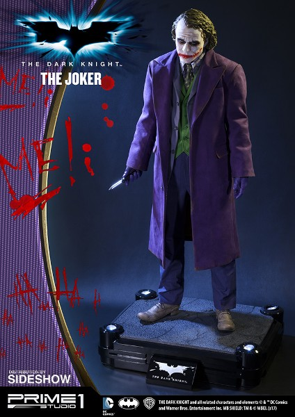 Prime 1 Studio DC Comics Batman The Dark Knight The Joker Statue