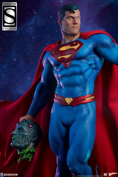 Sideshow DC Comics Superman Premium Format Figure Exclusive