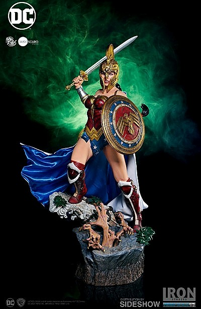 Iron Studios DC Comics Wonder Woman Prime Scale Statue