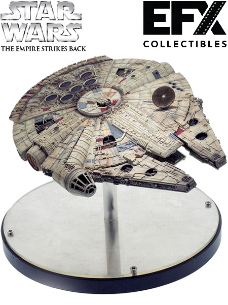 eFX Collectibles Star Wars Millennium Falcon Replica