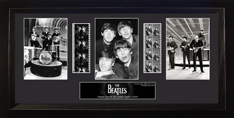 FilmCells The Beatles (S1) Trio USFC1944