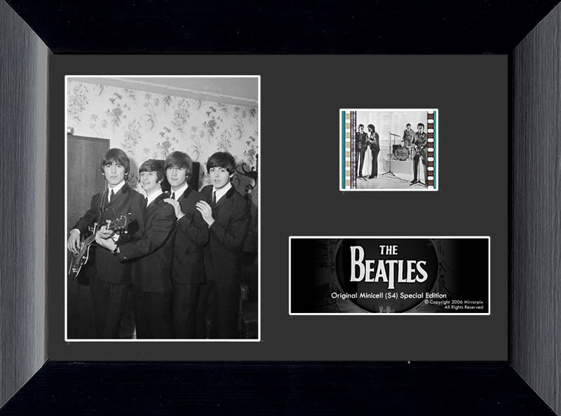 FilmCells The Beatles (S4) Minicell USFC1959