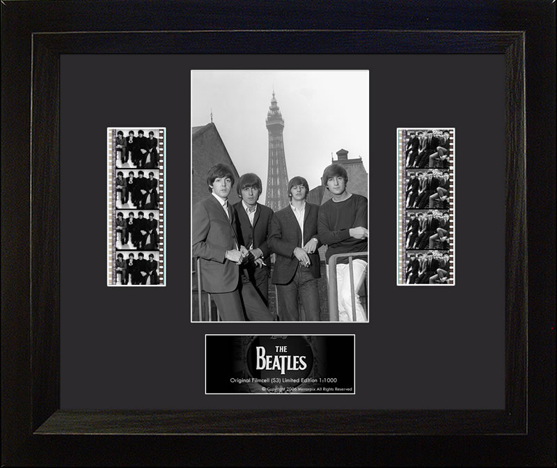 FilmCells The Beatles (S3) Double Cell USFC2013